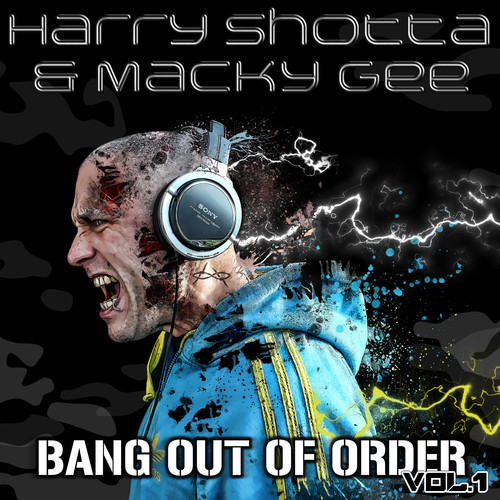 Cover of Bang Out Of Order Vol. 1 Mixtape