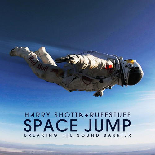 Cover for Space Jump 1